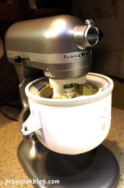 KA Ice Cream Maker