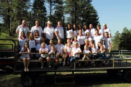 Paulsen Family Reunion June 2014