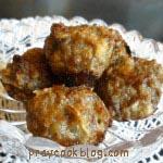 Apple Sage Sausage Balls Revisited
