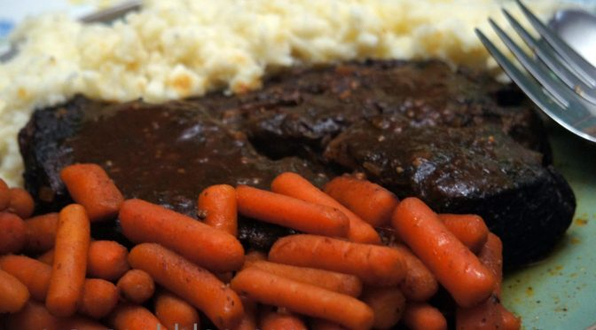 Slow Roasted Crock Pot Root Beer Pot Roast
