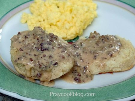 The Chief's Biscuits and Gravy