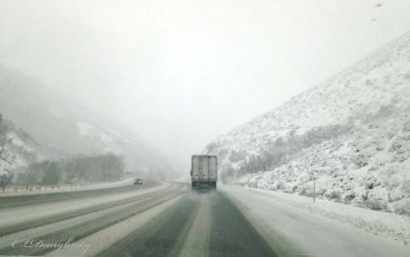 Utah snow storm
