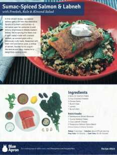 Salmon and Freekeh Front