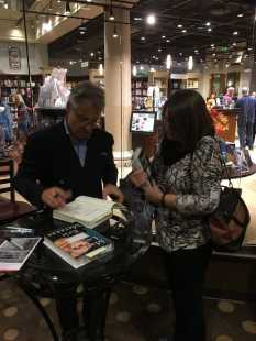 Metaxas book signing