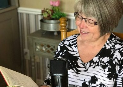 Karen Thompson – A Legacy with Words