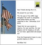 A Prayer of Thanksgiving for 9/11