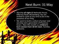 prayerfurnace   The Prayer Furnace at the Bay Community ...