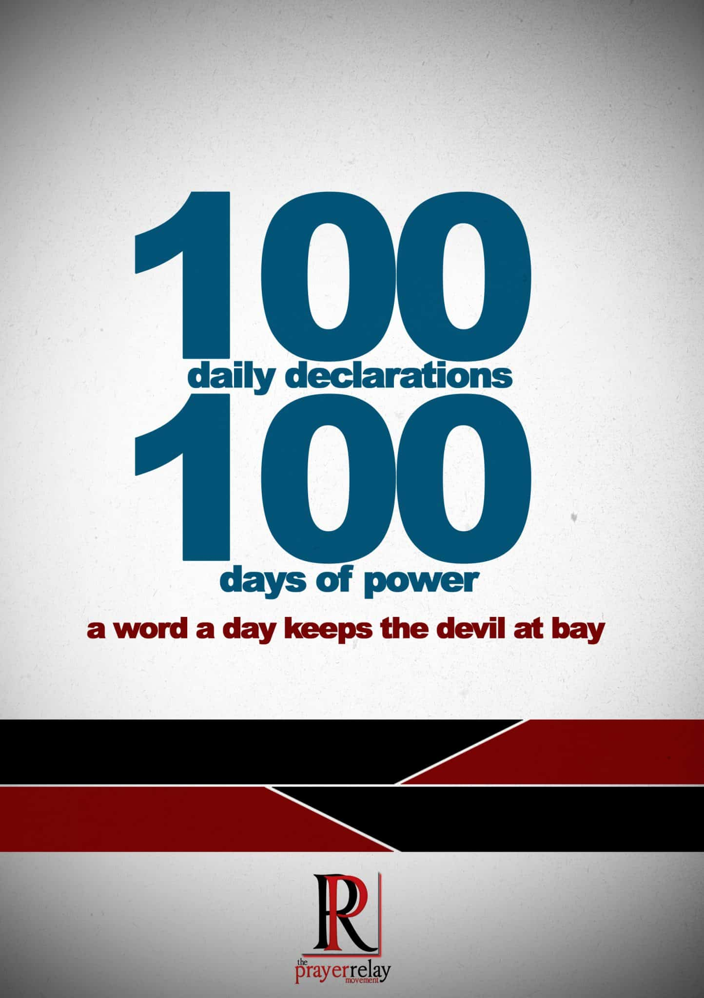 In December 2013 we released our very first book titled, 100 Daily  Declarations. This book is a daily prayer devotional for a hundred days, ...