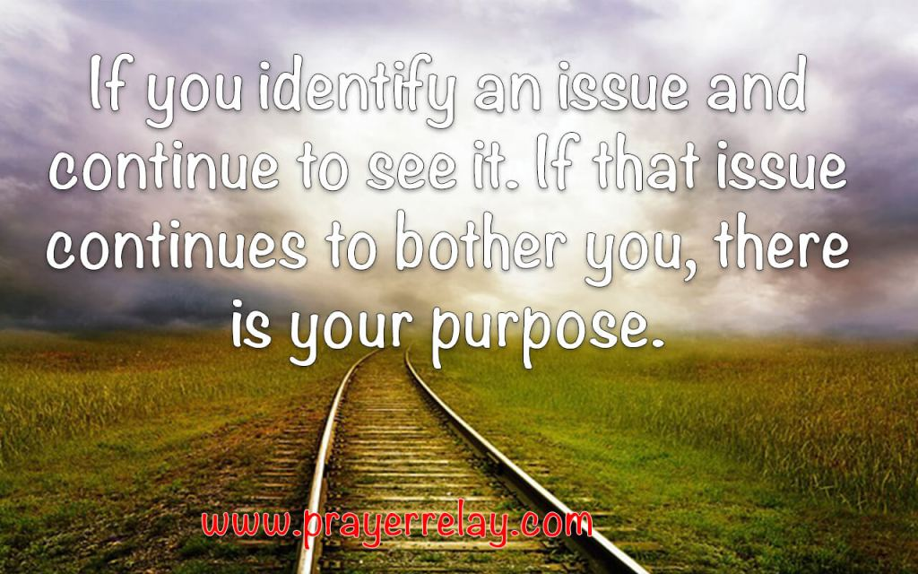 Find And Walk in your Purpose 1