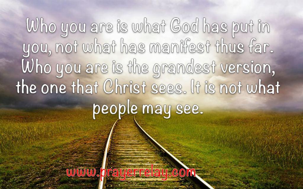 Walk in your Purpose