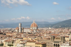 Firenze viewed from Piazzale Michelangelo