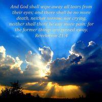 No More Tears: Revelation 21:4