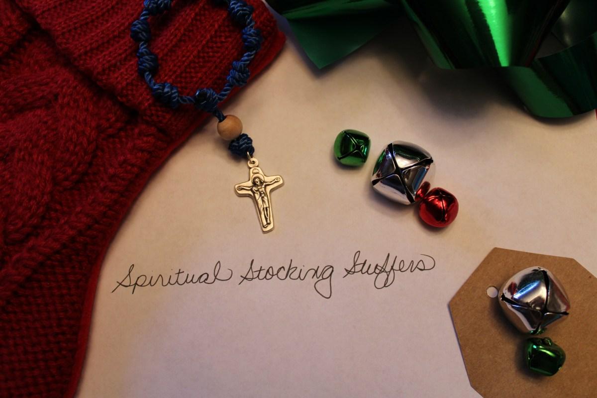 Spiritual Stocking Stuffers for Children and Teens
