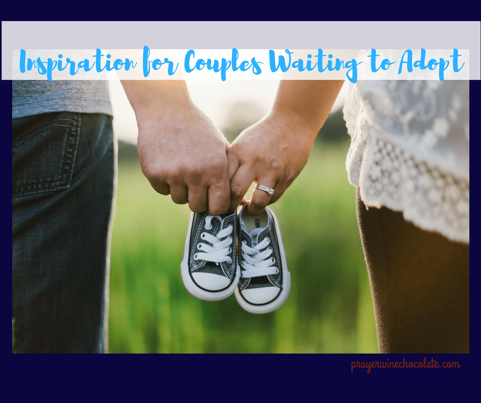Inspiration for Couples Waiting to Adopt