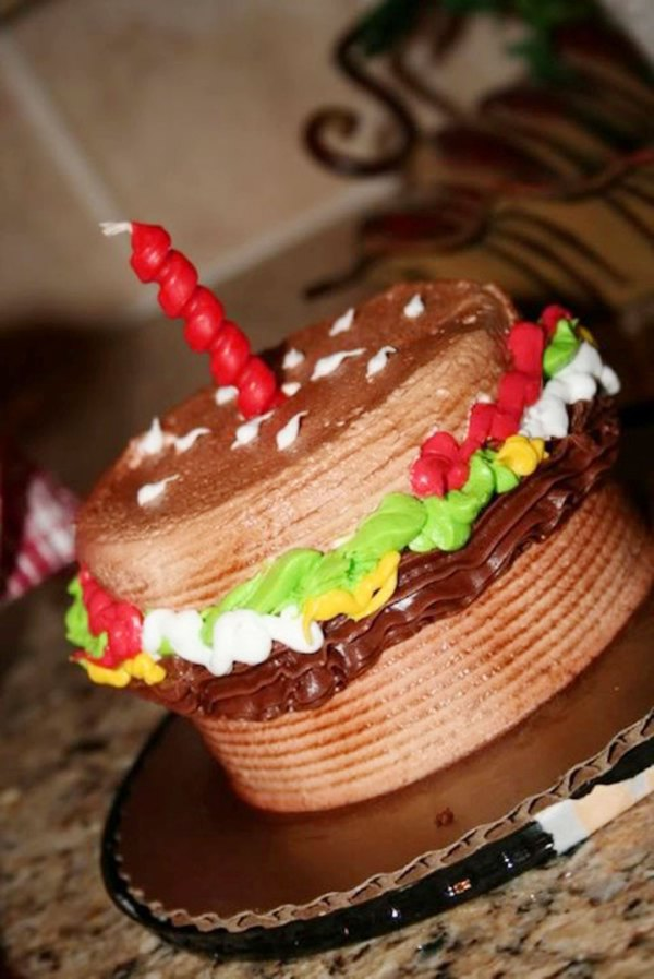 Chocolate Kroger Birthday Cakes Cake