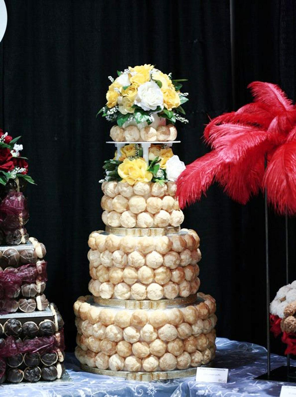 Types Cakes Bakery