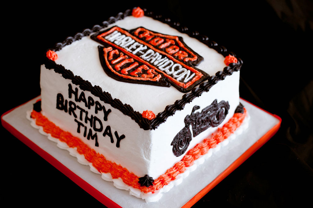 Harley Davidson Cake Ideas The Best Cake Of 2018