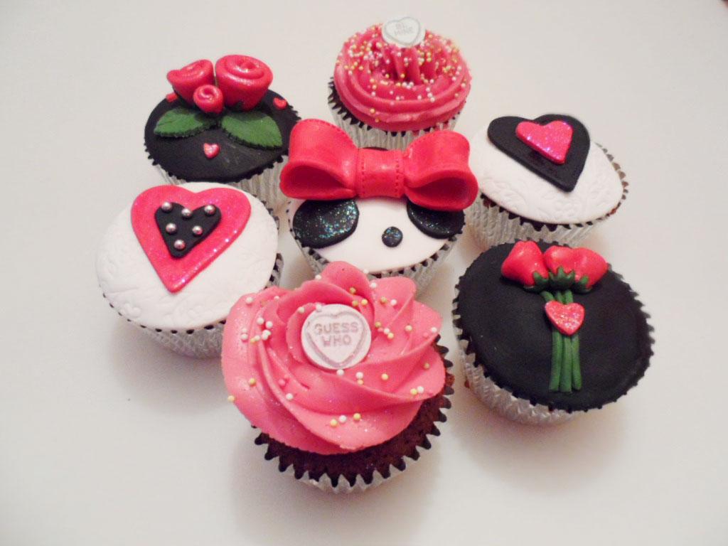 Valentine Cup Cakes Ideas Valentine Cakes
