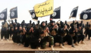 ISIS insurgents in Anbar Province. Pray they will show such solidarity on behalf of Jesus.