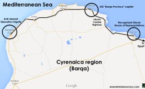 Cyrenaica Region