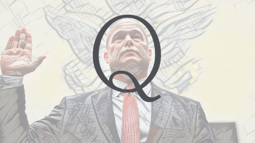 Qanon february 11 optics are important matt whitaker praying medic