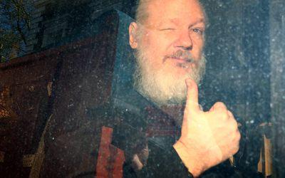 Julian Assange Will Help Take Down the Deep State