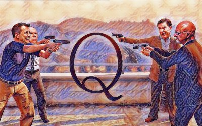 Qanon May 26 2019 – The Circular Firing Squad