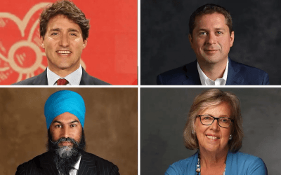 Pray for Canada's Elections