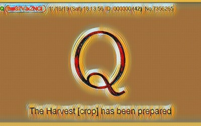 Qanon November 16, 2019 – The Harvest