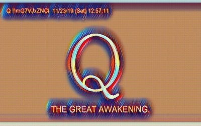 Qanon November 24 – The Great Awakening