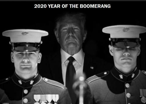 year of the boomerang