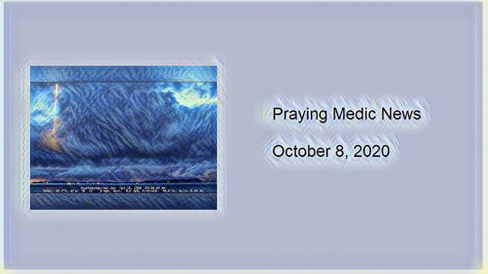 qanon praying medic