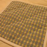 Repurposing A Cotton Mattress Pad Praying With My Feet