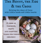 The Bunny, The Egg, & The Cross by Nadine (eBook Review and Giveaway!)