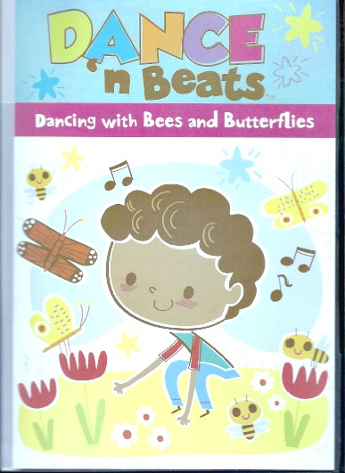 dance n beats dancing with bees and butterflies
