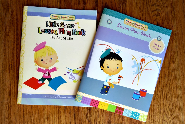 the art studio lesson plan books