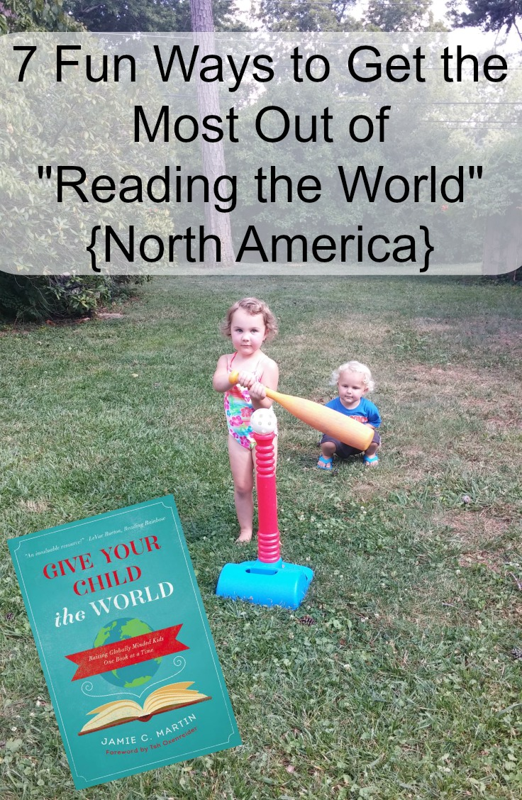 Reading the World North America