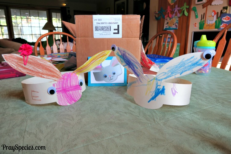 Make and Play MGT Bunny Headbands