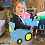 Tractor Costume – Dancing on the Farm