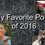 My Favorite Posts of 2016