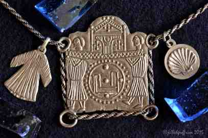 Medal for Pilgrims, Chartres Cathedral