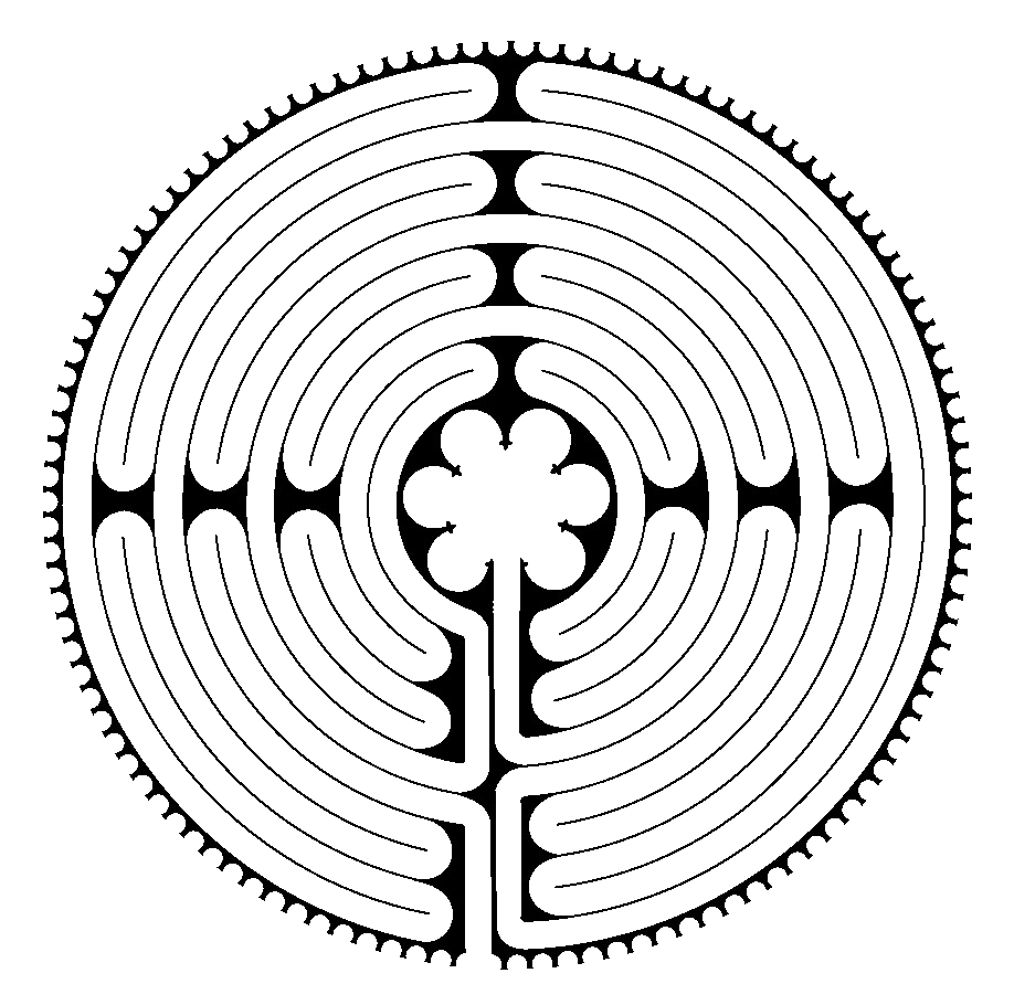 Office de la lumire pray with jill at chartres chartres labyrinth design buycottarizona Image collections