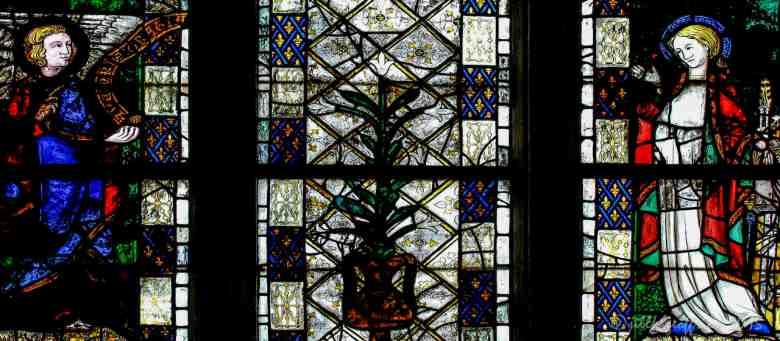 The Annunciation, Piat Chapel