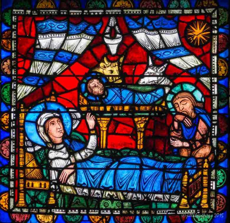 Nativity by Jill K H Geoffrion