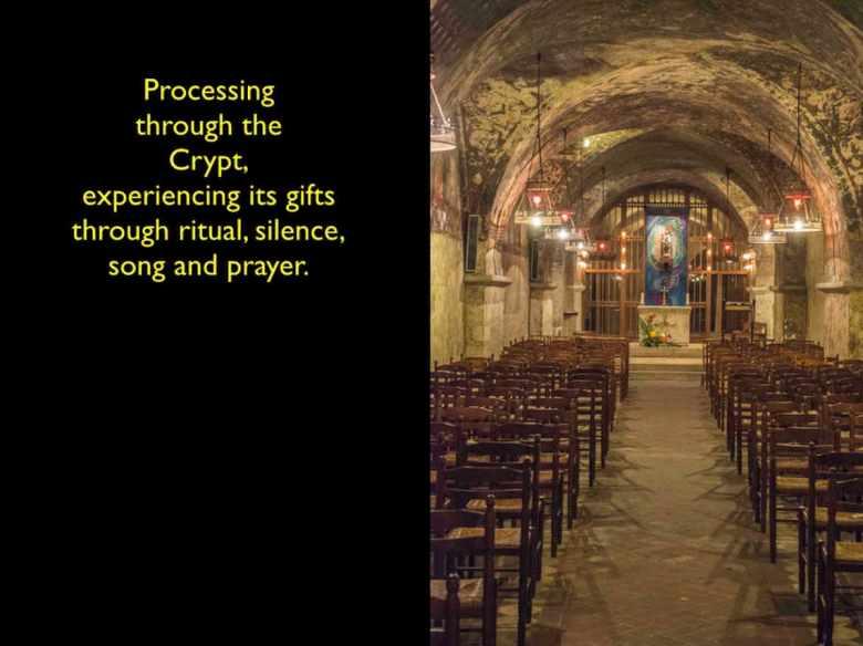 Chartres_CryptRitual