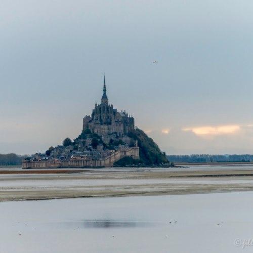 Le Mont St. Michel: Les Vues Différentes