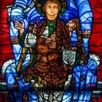 Notre Dame de la Belle Verrière (8): Throne of Wisdom