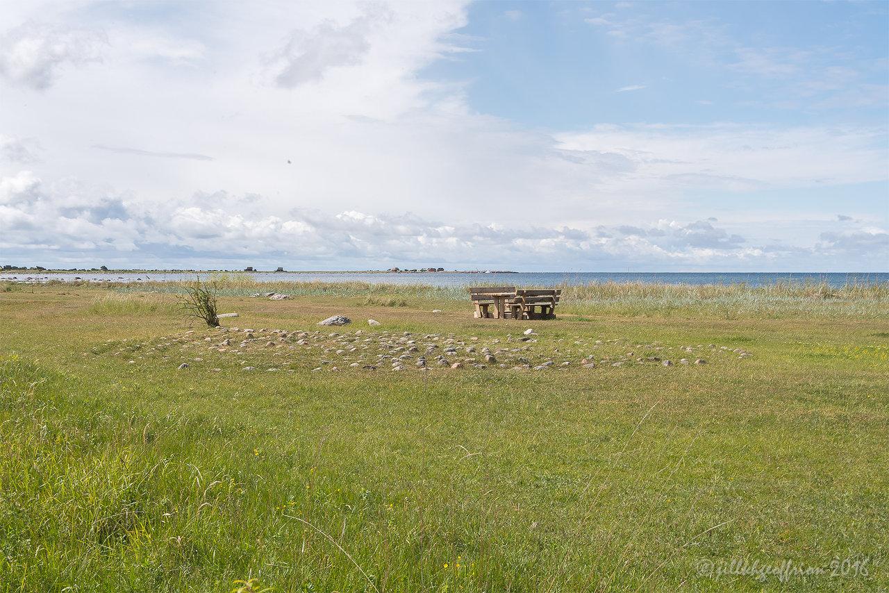 Integrating My Pilgrimage to Swedish Labyrinths On Gotland Island-9