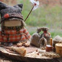 Славянские куклы-обереги - 1