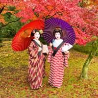 Что под кимоно у гейши? Немного о японском гардеробе